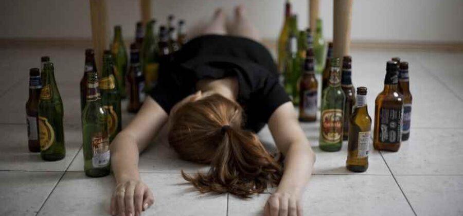 Трагедия женского алкоголизма